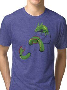 Pocketed Monsters - Noodle Pocket Tri-blend T-Shirt