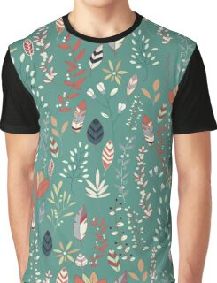 Flowers 002 Graphic T-Shirt