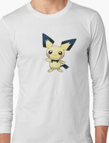 Pokemon - Pichu Long Sleeve T-Shirt