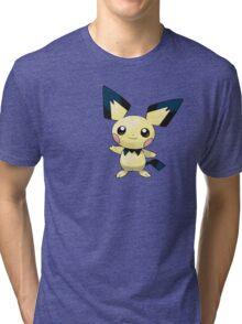 Pokemon - Pichu Tri-blend T-Shirt