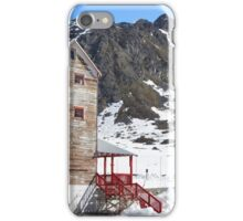 Mining in the Mountains iPhone Case/Skin