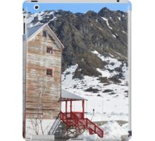 Mining in the Mountains iPad Case/Skin