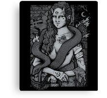 Original Sin Canvas Print
