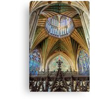 Ely Cathedral Canvas Print