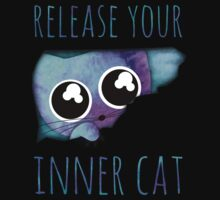 inner cat /Agat/ Kids Tee