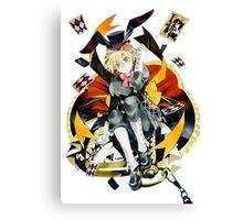 Oz the Rabbit (Pandora Hearts) Canvas Print