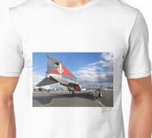 McDonnell F-4K Phantom FG.1 - XV586/R-010 Unisex T-Shirt
