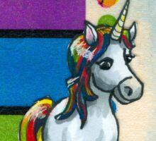 Be a Unicorn Sticker