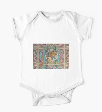 Ely Cathedral One Piece - Short Sleeve