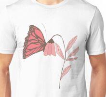 Monarch garden 007 Unisex T-Shirt