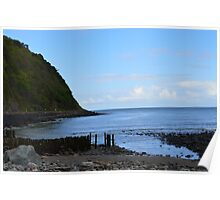 Devon Meets the Sea Poster