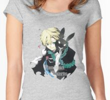 Pandora Hearts (Oz) Women's Fitted Scoop T-Shirt
