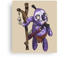 Puppet Witch Doctor - DOTA 2 Canvas Print