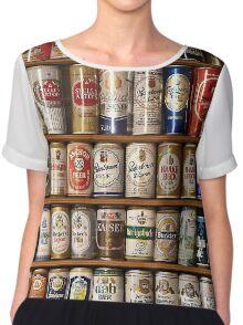 Beer Chiffon Top