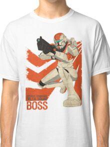 Republic Commando Boss Classic T-Shirt
