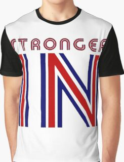 Stronger IN Graphic T-Shirt