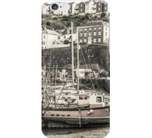 All Lined Up - Cornwall iPhone Case/Skin