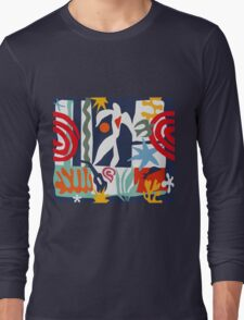 Inspired by Matisse Long Sleeve T-Shirt
