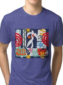 Inspired by Matisse Tri-blend T-Shirt