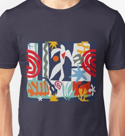 Inspired by Matisse Unisex T-Shirt