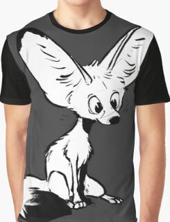 Fennec Graphic T-Shirt