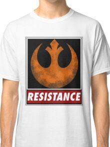 star wars resistance symbol Classic T-Shirt