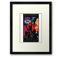 Republic Commando Omega Squad Framed Print