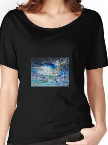 Walking on the Water Women's Relaxed Fit T-Shirt