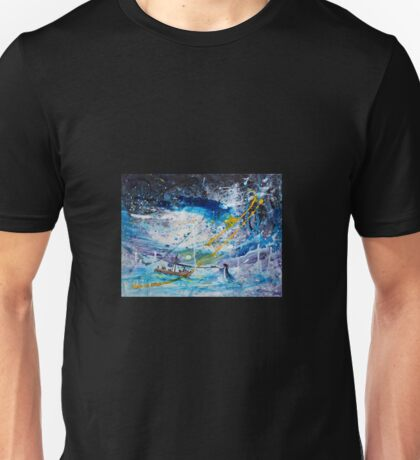 Walking on the Water Unisex T-Shirt