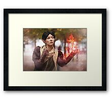 Dragon Age Inquisition - Merrill Cosplay Framed Print