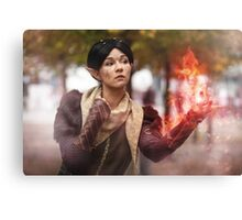 Dragon Age Inquisition - Merrill Cosplay Canvas Print