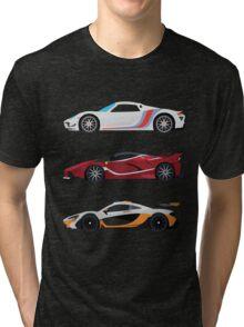 Hybrid Trinity R. Version Tri-blend T-Shirt