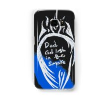 Don't get lost in the smake Samsung Galaxy Case/Skin