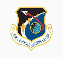Space and Missile Systems Center Shield Unisex T-Shirt
