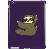 Climbing Sloth iPad Case/Skin