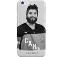 Brent Burns 0002 iPhone Case/Skin