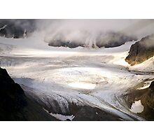cold landscape Photographic Print