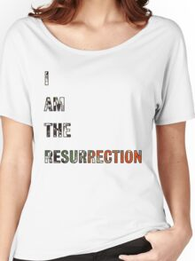 I Am The Resurrection - The Stone Roses Women's Relaxed Fit T-Shirt