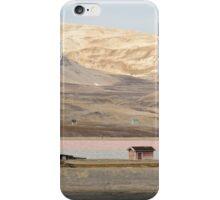 arctic tundra iPhone Case/Skin
