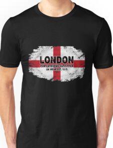 London - England vintage flag Unisex T-Shirt