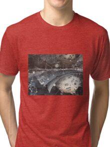 Fractal Tri-blend T-Shirt