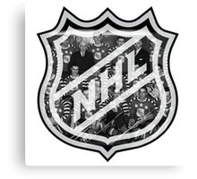 NHL Lagend Canvas Print