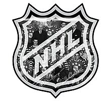 NHL Lagend Photographic Print
