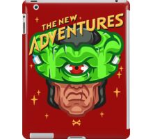 The New Adventures – Tri-Klops iPad Case/Skin