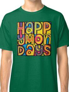 Happy Mondays Logo Classic T-Shirt