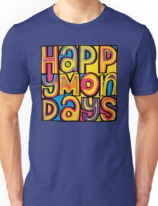 Happy Mondays Logo Unisex T-Shirt