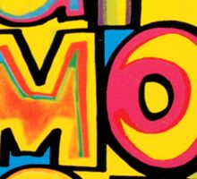 Happy Mondays Logo Sticker