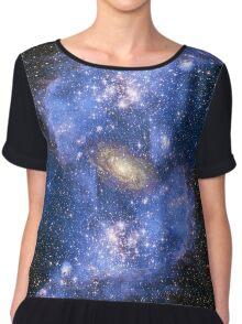 space nebula Women's Chiffon Top