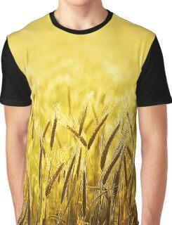golden wheat Graphic T-Shirt