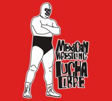 mexican wrestling lucha libre10 One Piece - Short Sleeve